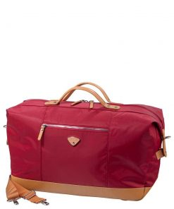Jump Cassis Riviera Duffle Bag M red Weekendtas