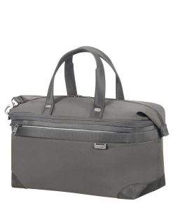 Samsonite Uplite Duffle 45 Expandable grey Weekendtas