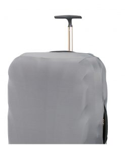 Samsonite Accessoires Lycra Luggage Cover L anthracite Kofferhoes