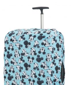Samsonite Accessoires Disney Lycra Cover L mickey/minnie blue Kofferhoes
