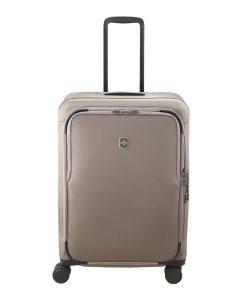 Victorinox Connex Medium Softside Case grey Zachte koffer