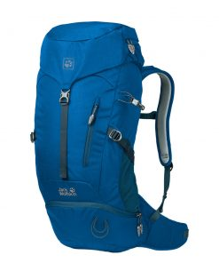 Jack Wolfskin Astro 30 Pack electric blue backpack