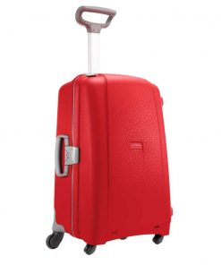 Samsonite Aeris Spinner 68 red Harde Koffer