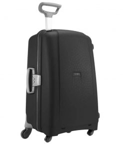 Samsonite Aeris Spinner 82 black Harde Koffer