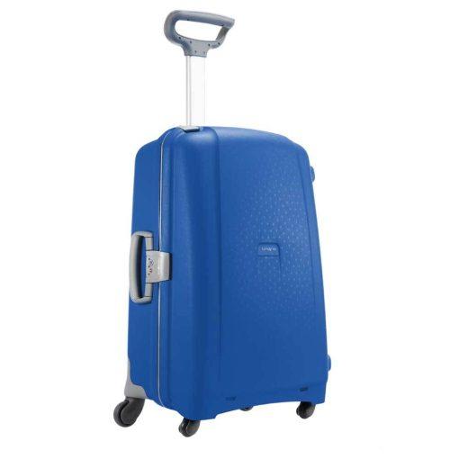 Samsonite Aeris Spinner 68 vivid blue Harde Koffer