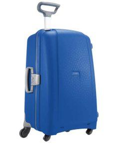 Samsonite Aeris Spinner 82 vivid blue Harde Koffer