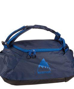 Burton Multipath Duffle 40L dress blue coated Weekendtas