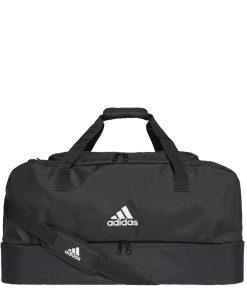 Adidas Training Tiro Duffle Large black/white Weekendtas