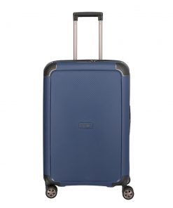 Titan Compax 4 Wiel Trolley M Expandable navy Harde Koffer