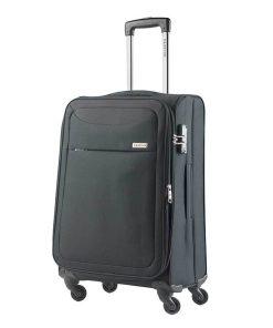 CarryOn Air Koffer 67 black Zachte koffer