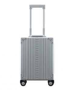 Aleon Aluminium Vertical Business CarryOn silver Harde Koffer