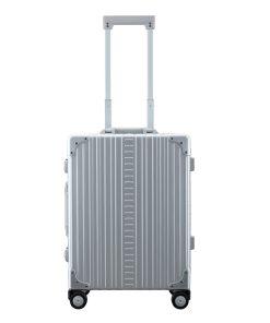 Aleon Aluminium Domestic CarryOn silver Harde Koffer