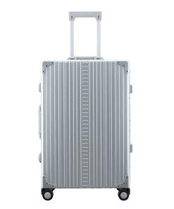 Aleon Aluminium Traveler silver Harde Koffer
