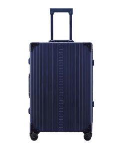 Aleon Aluminium Traveler blue Harde Koffer