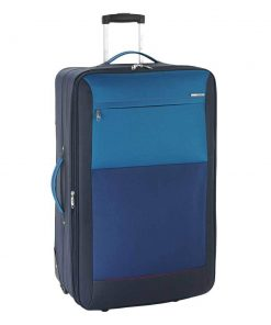 Gabol Reims Trolley L blue Zachte koffer