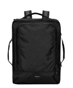 Sandqvist Tyre Travel Backpack black Weekendtas