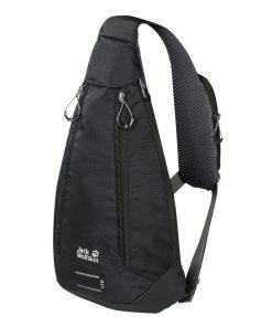 Jack Wolfskin Delta Bag Air black Rugzak