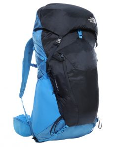 The North Face Banchee 50 Backpack SM clear lake blue / urban navy backpack