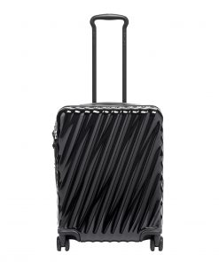 Tumi 19 Degree Continental Expandable 4 Wheel Trolley black Zachte koffer