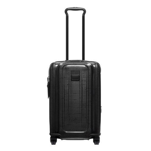 Tumi Tegra-Lite Max International Expandable 4 Wheeled Carry-On black graphite Harde Koffer
