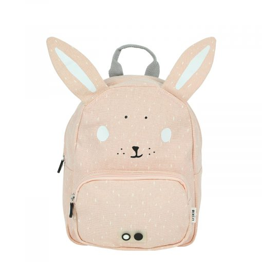 Trixie Mrs. Rabbit Backpack soft pink
